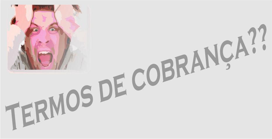 TERMOS DE COBRANÇA